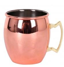 Jarra Luxury cobre inox 50 cl lisa