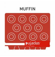 Molde MUFFIN Silicona