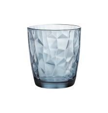 Vaso DIAMOND azul